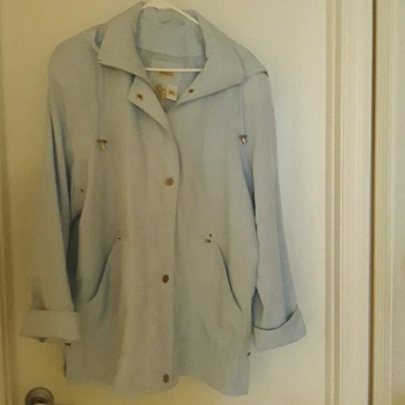 Classic Elements Jackets & Blazers - Hooded jacket